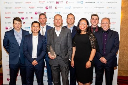 IT Team CIO Awards 2020