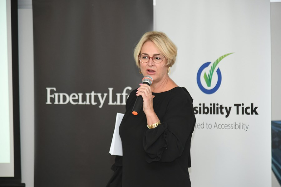 Fidelity Life achieves Accessibility Tick.